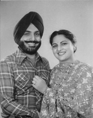 Sweet Memories: SS Bhinder and Amarjit